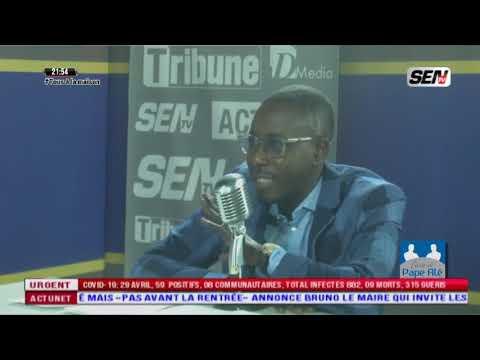 Appareils de réanimation: Abdoulaye DIOUF SARR apporte des