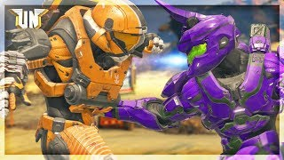 Halo 5 - The Warzone Betrayal Challenge!