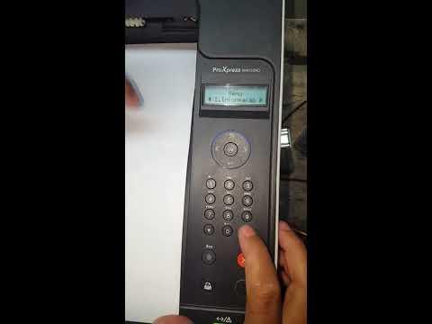 Fix firmware reset Samsung SL M 2620 2625 2820 2825 2830 2835 3320ND