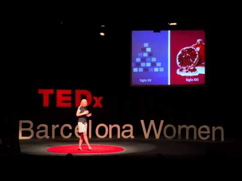 Our journey to Gender Balance | Ainhoa Irurre | TEDxBarcelonaWomen