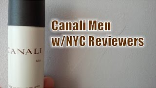 Canali Men (with NY reviewers)