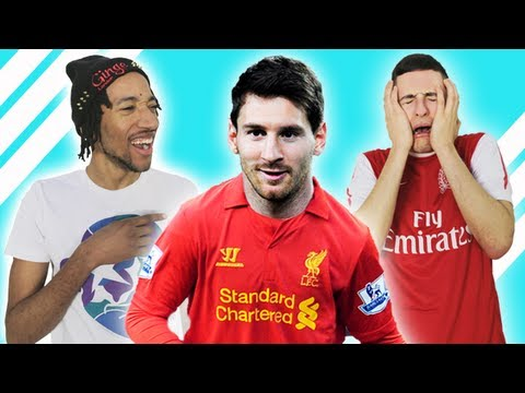 on sale a191a 6e88d Messi to Liverpool? | Comments Below