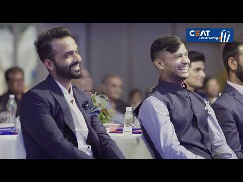#CEATCricketAwards 2019 – Rapping Our Wishes For Team India