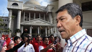 Umno deputy president urges members to respect authorities over Zahid's charges