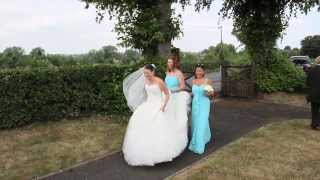 Moat House Acton Trussell Wedding - Sarah and Chris