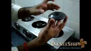 LPG Gas Stove Working..!!