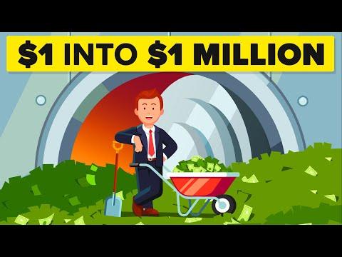 Fastest Way People Turned $1 Into $1 Million?