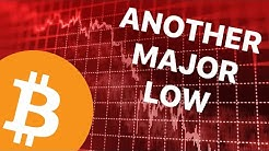 Here's Why Another Major Low For Bitcoin Is Possible