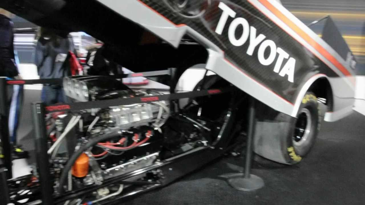 Toyota Camry Funny Car Youtube
