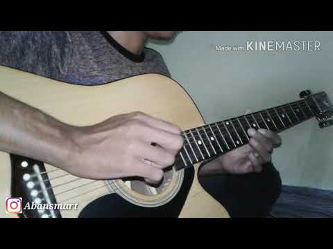 Adele Set Fire to the Rain Acoustic Guitar Cover  by Aban
