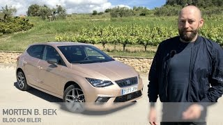 FIRST DRIVE Seat Ibiza 2017