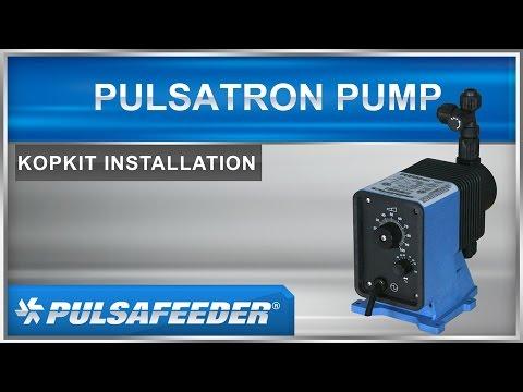 PULSAtron - How To Change The KOPkit