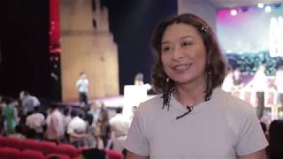 Resorts World Manila - Media Personalities React to Ang Huling El Bimbo 2019