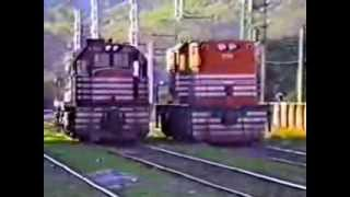 Filmagens Trens em Rincão -Parte 1-Autor Norinho-Arquivo Eridison
