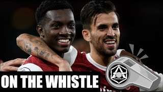 On the Whistle: Arsenal 21 West Ham  'Absolutely thoroughly deserved (lol)'