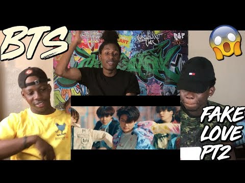 BTS (방탄소년단) 'FAKE LOVE' Official Teaser 2 - REACTION