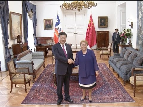 China, Chile Lift Ties to Comprehensive Strategic Partnership