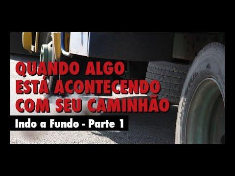 e3c54adcb38 Sinal de algo errado com o caminhão PARTE 1 Fumaça - Indo A Fundo. Planeta  Caminhão