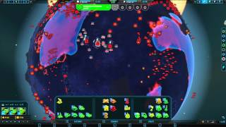 Planetary Annihilation 2v2v2v2v2 Team Armies - Neverending Judgement day