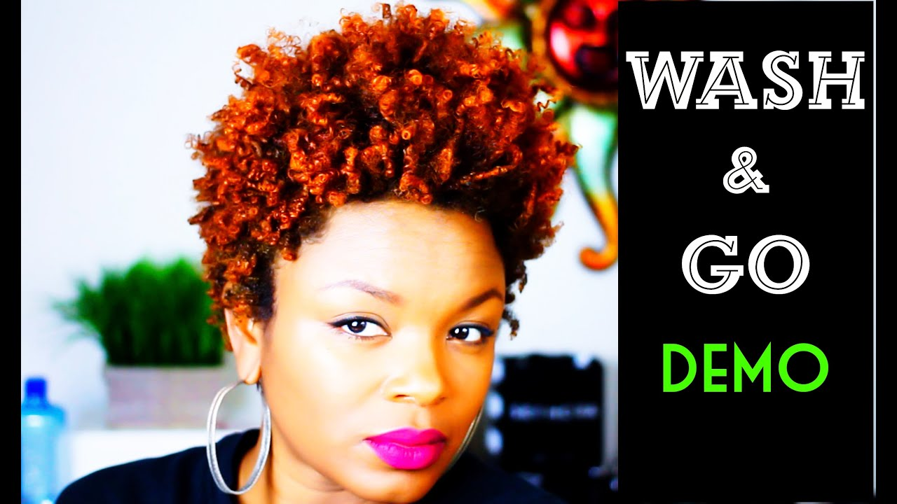 "Videos Of Natural Hair Styles Gorgeous Easy ""wash & Blow"" Routine  Funky Natural Hair  Youtube"