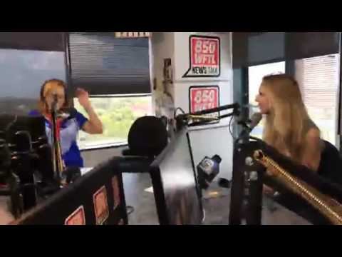 Ann Coulter discusses issues with Delta on West Palm Beach radio