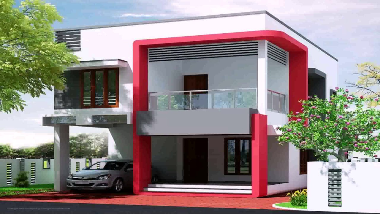 Modern House Exterior Paint Colors Youtube
