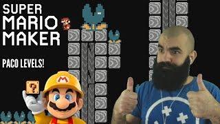 Super PACO Maker [I]    Mario Maker Super Expert Levels