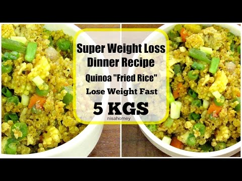 super-weight-loss-quinoa-fried-rice---fat-burning-meal/diet-plan-to-lose-weight-fast--dinner-recipes