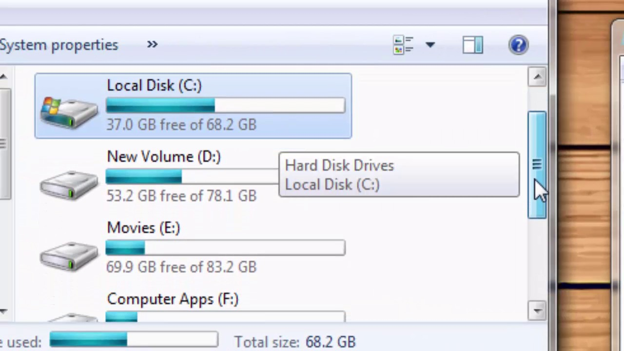 How to Refresh All Drive in your Computer only one Click on windows 7,8,10 and XP