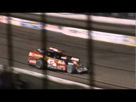 2011 LEBANON VALLEY SPEEDWAY MR DIRT TRACK USA TIM McCREADIE HEAT RACE