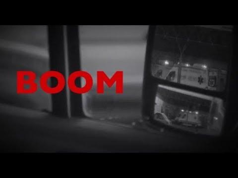 """Boom"" // Visual Poem"