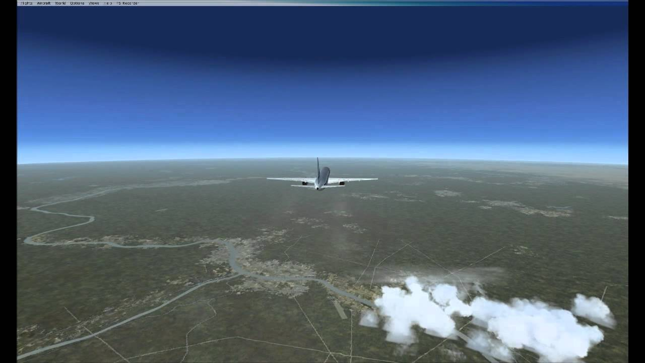 American Airlines Flight 77 Reconstruction With Atc