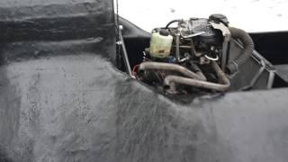 Свп Тритон RZ-1 двигатель ОКА, обзор силовой установки