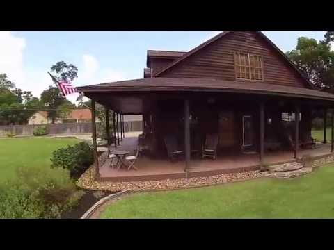 Tomball Texas Horse Property with Barn and Arena For Sale