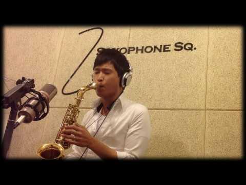 "GReeeeN - キセキ ( Kiseki ) "" Rookies OST "" - Saxophone Cover By Hwan"