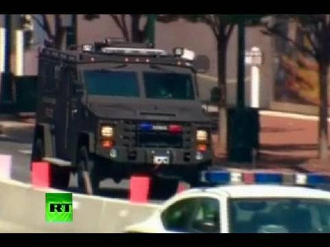 Gunman killed: Video of Discovery channel hostage drama