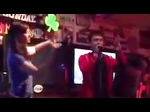 Daniel Radcliffe Kills Eminem Rap At Karaoke Bar