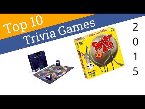 10 Best Trivia Games 2015