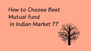 How to choose Best Mutual Fund / How to find Mutual fund Ranking (Hindi)