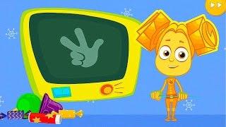 Фиксики игра наряди ёлку - Обзор развивающей игры для детей Фиксики