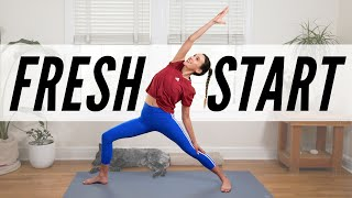Yoga For A Fresh Start  |  Yoga With Adriene