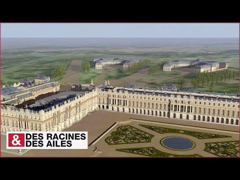 La construction du Château de Versailles (reconstitution 3D)