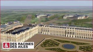 La construction du Chteau de Versailles reconstitution 3D