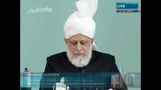 Urdu Friday Sermon 30th March 2012 (MTA)
