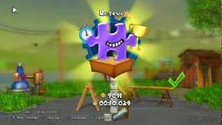 Rescue - Crazy Machines Elements (PS3) Challenge Mode
