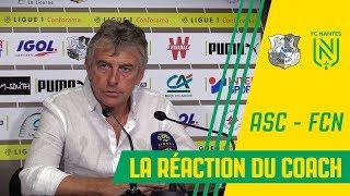 Amiens SC - FC Nantes : la réaction des Christian Gourcuff