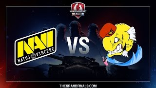 WGL GF 2016 - Group C - Natus Vincere VS GOLD BASS