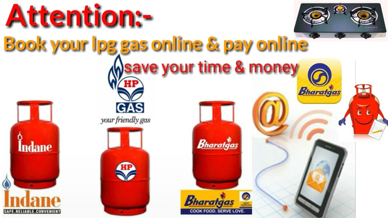 bharat gas quick book and pay