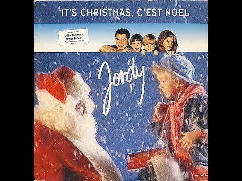 Jordy - It's Christmas, C'est Noël