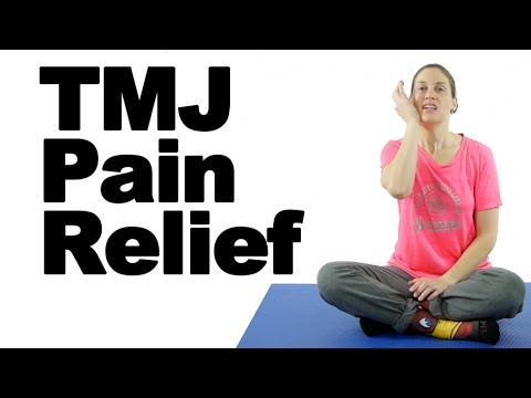 Tmj Pain Relief With Simple Exercises Stretches Ask Doctor Jo